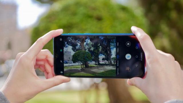 Fotos con smartphone