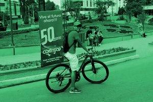 Publicidad en bicicleta: la propuesta verde de Promóvil
