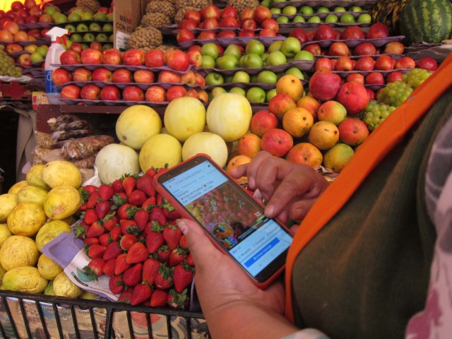 Las cases del Mercado Ingavi se digitalizan-