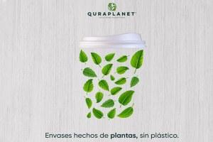 Qura Planet: envases biodegradables que pueden reforestar el mundo.