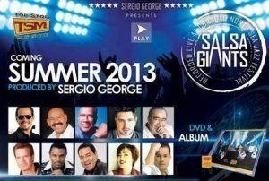 Salsa Giants 2013