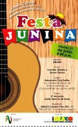 festa junina 2013 bogota