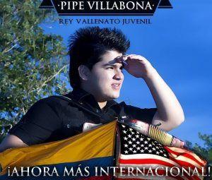 pipe villabona rey vallenato juvenil