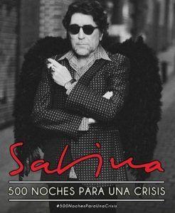 Joaquin Sabina 500 noches para una crisis