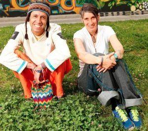 Aterciopelados Andrea Echeverri y Hector Buitrago