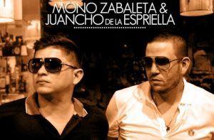 Mono Zabaleta y Juancho de la Espriella