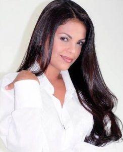 Nini Vasquez actriz colombiana