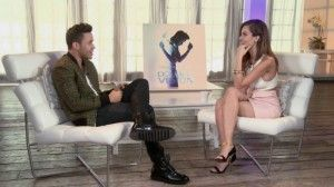 Prince Royce y Patricia Zavala Coffee Break