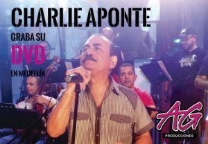 Charlie Aponte DVD en Medellin