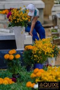 Olores y colores de Día de Muertos.