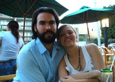 Daniel Herrera y Alma Rincón
