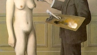 Intentando lo imposible, René Magritte