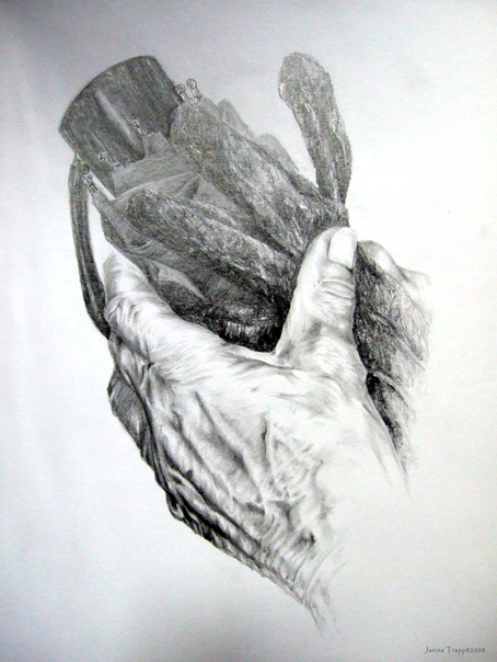 Pencil-Drawing