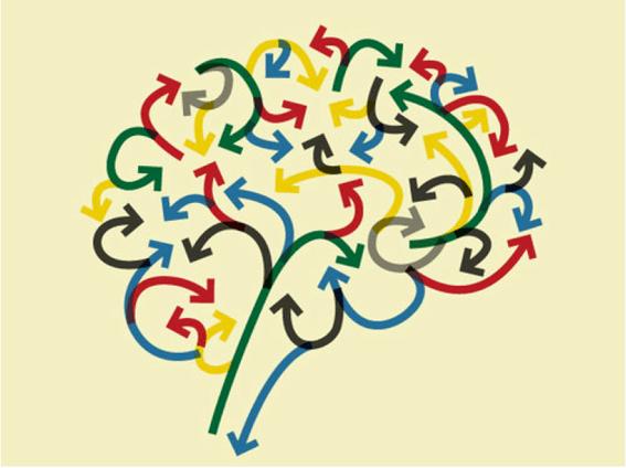 Diseño de Alessandro Damin que rinde homenaje a Iaconesi tomando un afiche clásico de Olivetti para re-significarlo. La idea de Damin es que la interacción creativa de todas las mentes del mundo pueden encontrar un camino para la cura, así como las flechas de la ilustración marcan un patrón.