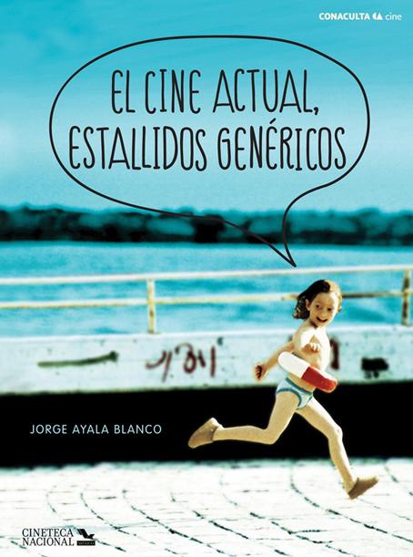 El último libro, hasta ahora, de Ayala Blanco.
