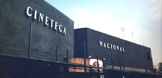 La benemérita Cineteca Nacional.