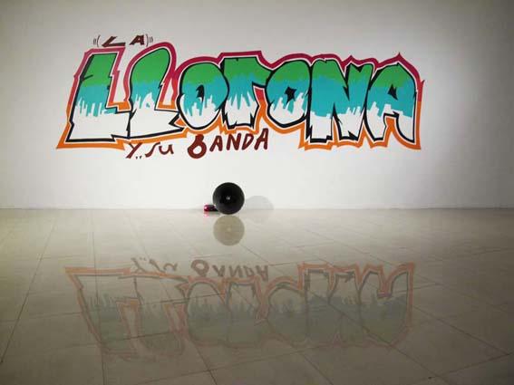 Llorona. Foto © Mariana Ampudia.