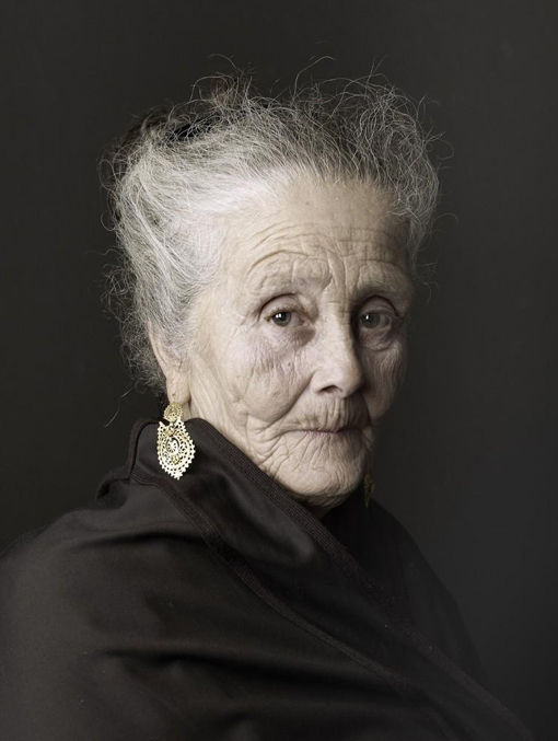 Julia. Foto © Pierre Gonnord.