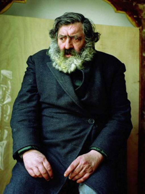 Antonio. Foto © Pierre Gonnord.