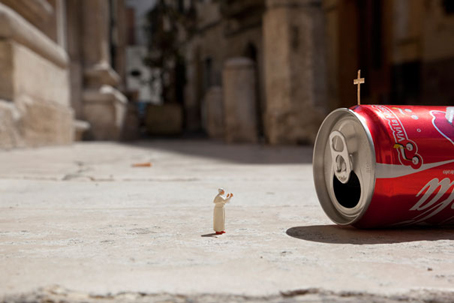 Slinkachu, Little People Glory