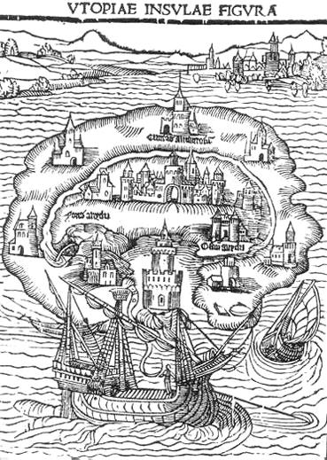 La Isla Utopía, de Moro.