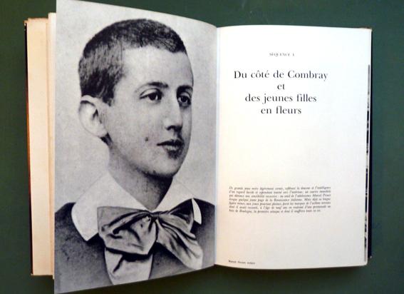 El joven Proust y su monumento literario.