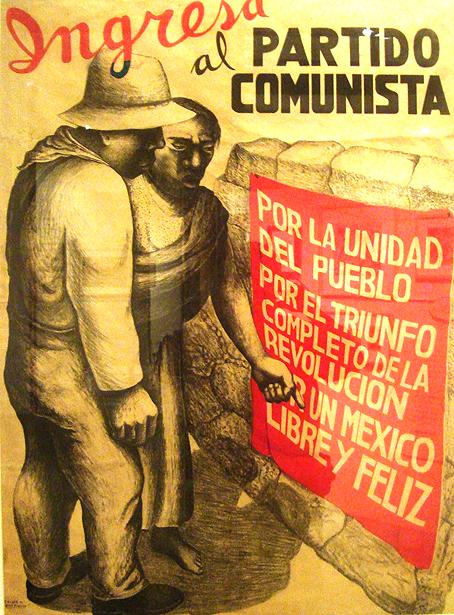 Cartel de 1938.