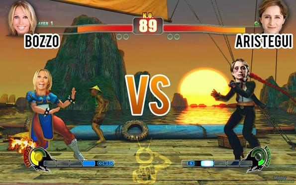 Combate mortal. Imagen de changoonga.com