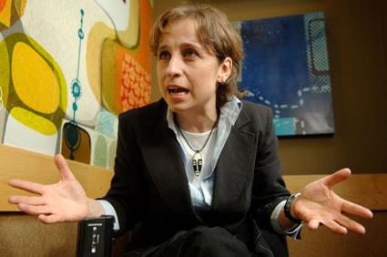 Aristegui. Proceso foto.