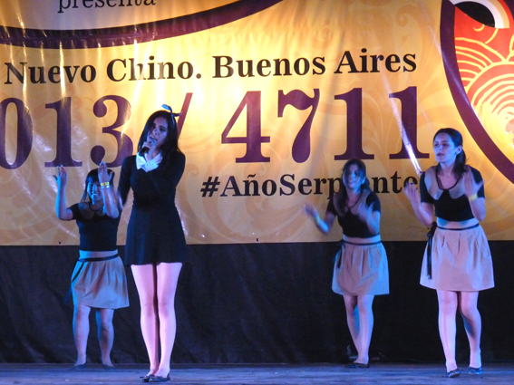El K-POP presente en el Año Nuevo Chino de Buenos Aires