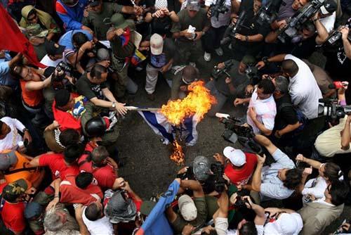 Antisemitismo en Venezuela