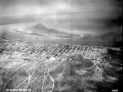 La Paz en 1949.