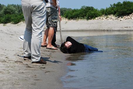 El asesinado. Foto © Media2.pl