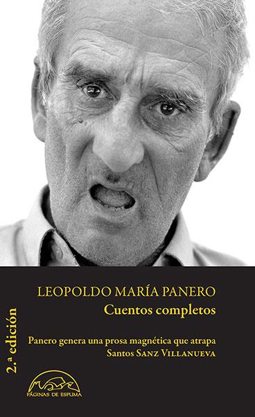 Los cuentos completos de Panero.