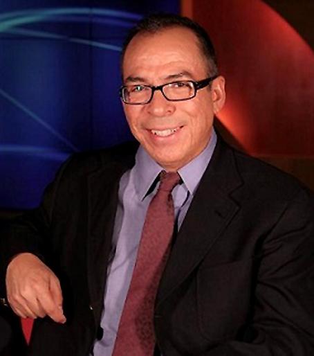 El periodista Alfredo Corchado.