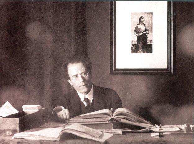 Don Carlos Gustavo Mahler.