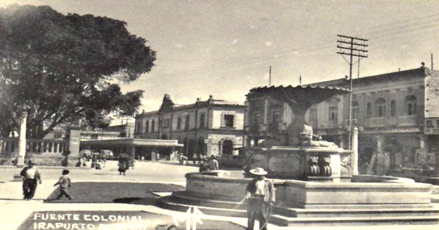 Irapuato antiguo.