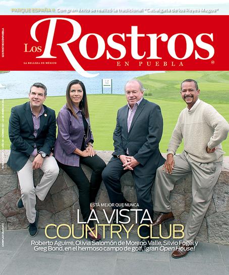 Edición poblana de Los Rostros.