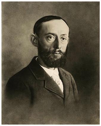 Nathaniel Lord Britton, botánico y taxónomo estadounidense.