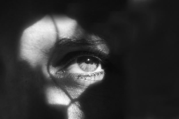 El ojo que te ve.