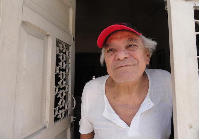 Un tapatío exiliado en Mérida, Yucatán: Tony Camargo. Foto © Juan Mascardi.