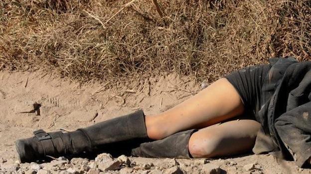 Una mujer asesinada en Jalisco. Foto © UnionJalisco.mx