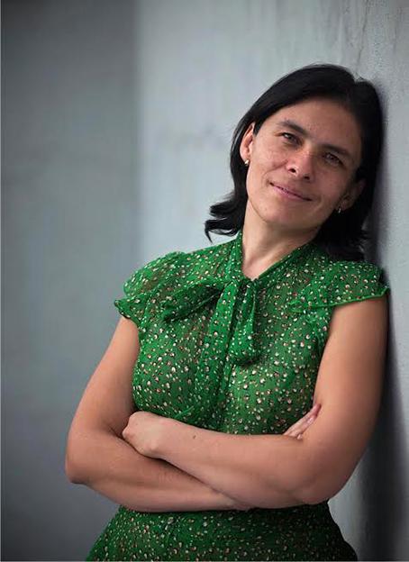 Daniela Rea.