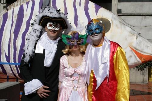 CCEE Reyes Católicos. Carnaval