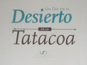 CCEE. Un Día en el Desierto de la Tatacoa