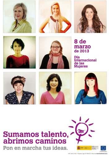 CCEE Reyes Católicos. Día Internacional de la Mujer