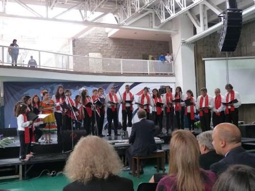 Coro del CCEE Reyes Católicos