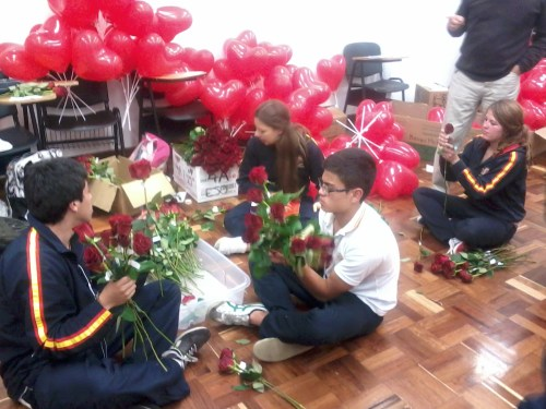 CCEE Reyes Católicos. Amor y Amistad