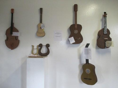 CCEE Reyes Católicos. Instrumentos barrocos