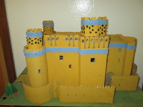 CCEE Reyes Católicos. Castillos